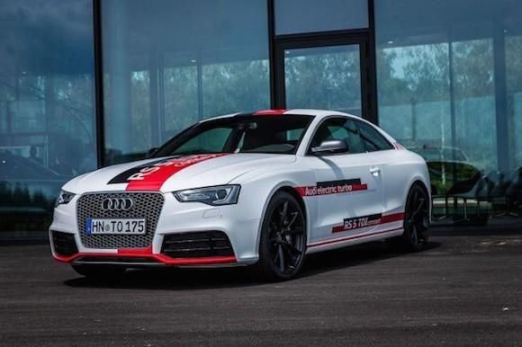 Bản concept mới cực kì ấn tượng của Audi RS5 ảnh 5