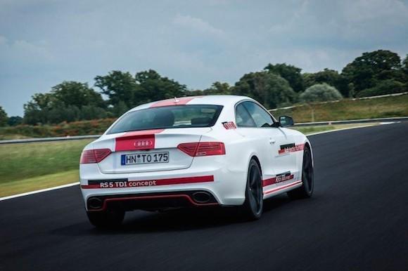 Bản concept mới cực kì ấn tượng của Audi RS5 ảnh 6