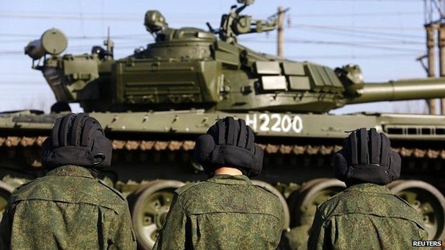 NATO họp bàn tìm cách đối phó với Nga ảnh 1