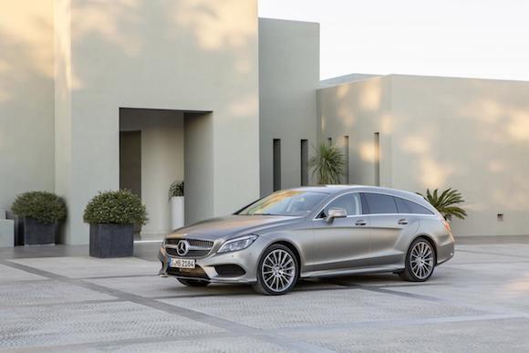 Mercedes-Benz CLS 2015 trình làng đầy ấn tượng ảnh 1