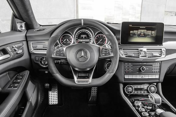 Mercedes-Benz CLS 2015 trình làng đầy ấn tượng ảnh 11