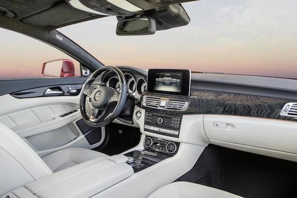 Mercedes-Benz CLS 2015 trình làng đầy ấn tượng ảnh 12