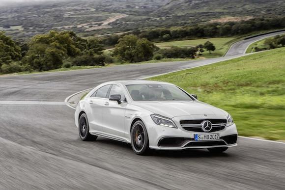 Mercedes-Benz CLS 2015 trình làng đầy ấn tượng ảnh 4
