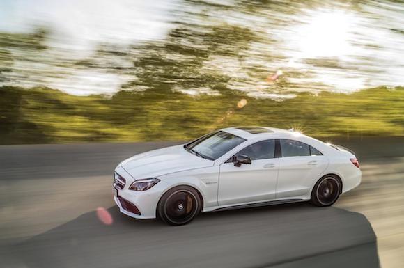 Mercedes-Benz CLS 2015 trình làng đầy ấn tượng ảnh 7