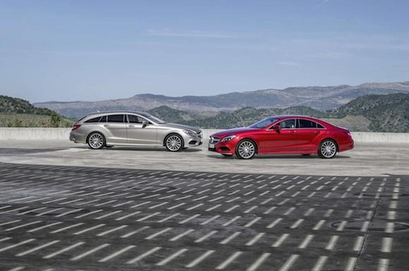 Mercedes-Benz CLS 2015 trình làng đầy ấn tượng ảnh 10