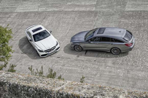 Mercedes-Benz CLS 2015 trình làng đầy ấn tượng ảnh 8