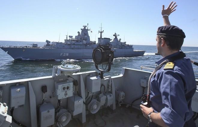 NATO tiến hành tập trận ở phía tây biển Đen ảnh 1