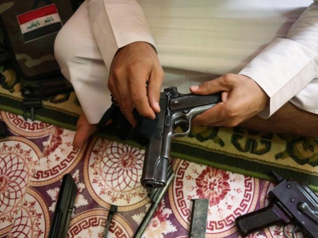 Xả súng ở miền đông Baghdad, 29 phụ nữ thiệt mạng ảnh 1