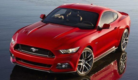 Tiết lộ mới nhất về khối động cơ của Ford Mustang 2015