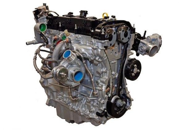 Tiết lộ mới nhất về khối động cơ của Ford Mustang 2015 ảnh 2