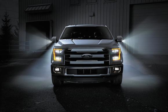 Bán tải cỡ lớn Ford F-150 mới: Tăng sức mạnh, giảm trọng lượng ảnh 1