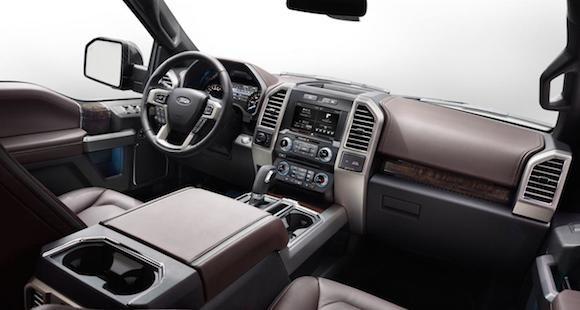 Bán tải cỡ lớn Ford F-150 mới: Tăng sức mạnh, giảm trọng lượng ảnh 2