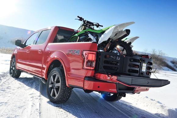 Bán tải cỡ lớn Ford F-150 mới: Tăng sức mạnh, giảm trọng lượng ảnh 3