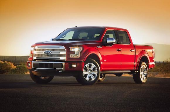 Bán tải cỡ lớn Ford F-150 mới: Tăng sức mạnh, giảm trọng lượng ảnh 4