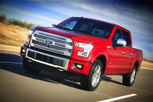 Bán tải cỡ lớn Ford F-150 mới: Tăng sức mạnh, giảm trọng lượng ảnh 5