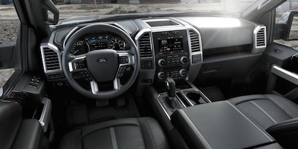 Bán tải cỡ lớn Ford F-150 mới: Tăng sức mạnh, giảm trọng lượng ảnh 10