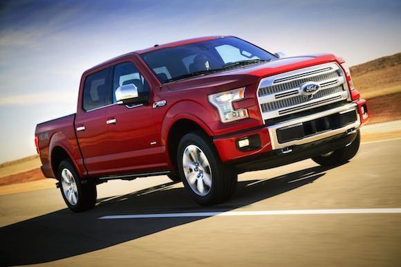 Bán tải cỡ lớn Ford F-150 mới: Tăng sức mạnh, giảm trọng lượng ảnh 7