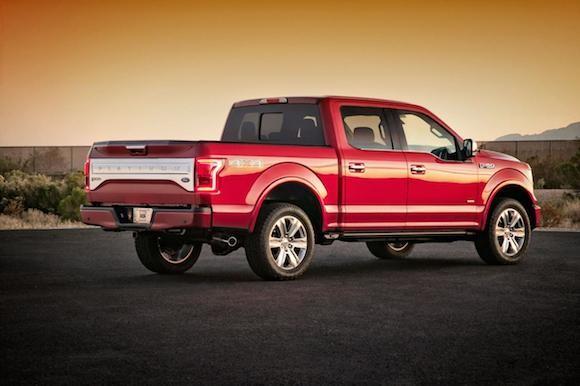 Bán tải cỡ lớn Ford F-150 mới: Tăng sức mạnh, giảm trọng lượng ảnh 8