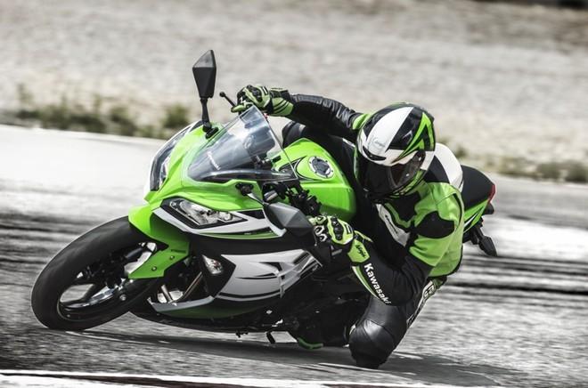 Kawasaki Ninja có phiên bản đặc biệt kỉ niệm sinh nhật 30 tuổi ảnh 4
