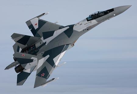 Su-35 trễ hẹn với Trung Quốc do mâu thuẫn Nga - Ukraine ảnh 1