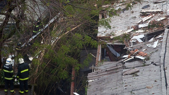Máy bay chở ứng viên tổng thống Brazil đâm xuống khu dân cư ảnh 2