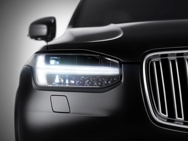Volvo XC90 mới: Chiếc xe gia đình an toàn nhất ảnh 2