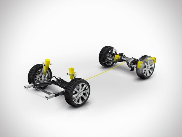 Volvo XC90 mới: Chiếc xe gia đình an toàn nhất ảnh 3