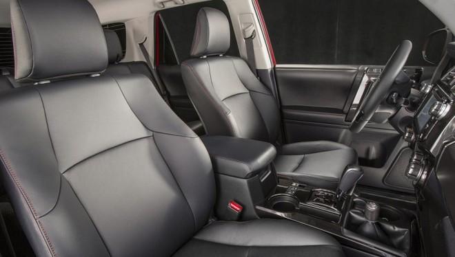 Toyota sở hữu hệ thống ghế ngồi tốt nhất trên thế giới ảnh 1
