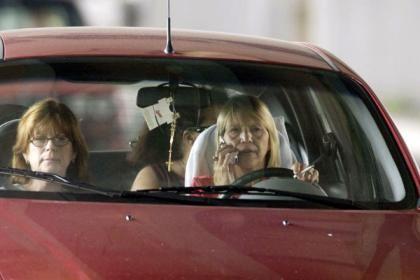Công nghệ mới giúp hạn chế việc sử dụng điện thoại khi lái xe ảnh 1