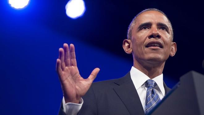 Tổng thống Obama thúc giục đưa ra chiến lược chống Nhà nước Hồi giáo IS ảnh 1