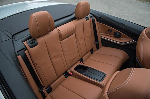 Mãn nhãn với hình ảnh đẹp long lanh của BMW M4 Cabrio ảnh 8