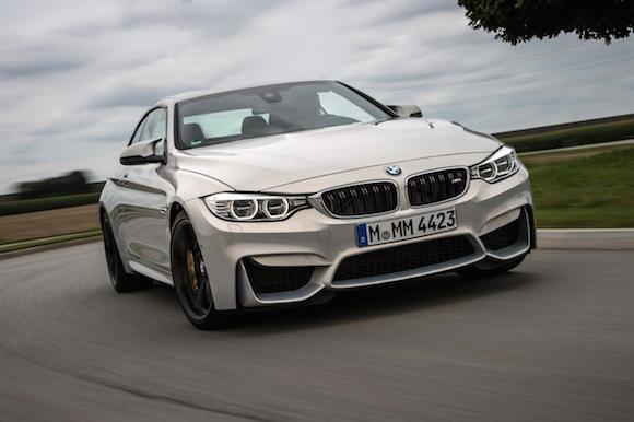 Mãn nhãn với hình ảnh đẹp long lanh của BMW M4 Cabrio ảnh 3
