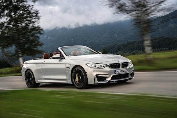 Mãn nhãn với hình ảnh đẹp long lanh của BMW M4 Cabrio ảnh 4