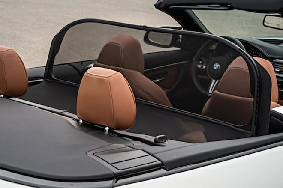 Mãn nhãn với hình ảnh đẹp long lanh của BMW M4 Cabrio ảnh 9