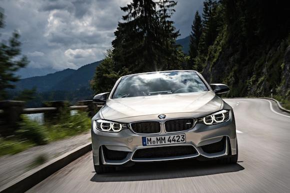 Mãn nhãn với hình ảnh đẹp long lanh của BMW M4 Cabrio ảnh 6