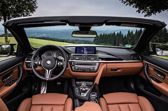 Mãn nhãn với hình ảnh đẹp long lanh của BMW M4 Cabrio ảnh 2
