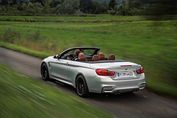 Mãn nhãn với hình ảnh đẹp long lanh của BMW M4 Cabrio ảnh 7
