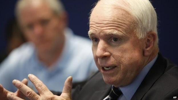 """Thượng nghị sĩ Mỹ kêu gọi chính phủ hỗ trợ vũ khí cho Ukraine """"chống Nga"""" ảnh 1"""