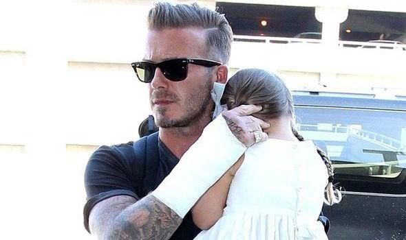 """David Beckham gặp nạn cùng môtô """"khủng"""" khi tránh papazazzi ảnh 2"""