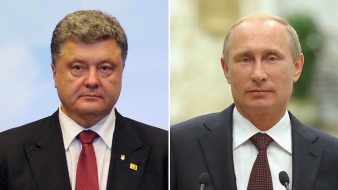 """Nhiễu thông tin Ukraine-Nga thoả thuận """"ngừng bắn lâu dài ở miền đông"""" ảnh 1"""