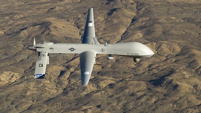 Mỹ phát triển máy bay không người lái điều khiển bằng suy nghĩ ảnh 1
