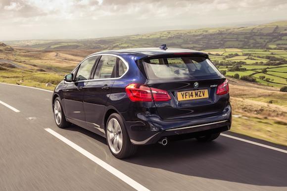 Chiêm ngưỡng hình ảnh đẹp long lanh của của BMW 2-series Active Tourer ảnh 7