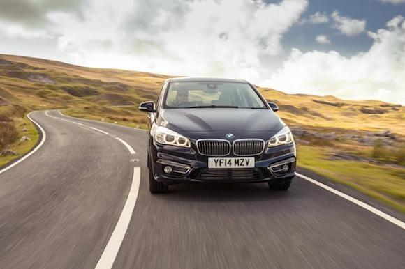 Chiêm ngưỡng hình ảnh đẹp long lanh của của BMW 2-series Active Tourer ảnh 3