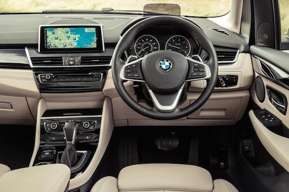 Chiêm ngưỡng hình ảnh đẹp long lanh của của BMW 2-series Active Tourer ảnh 2