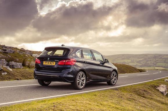 Chiêm ngưỡng hình ảnh đẹp long lanh của của BMW 2-series Active Tourer ảnh 4