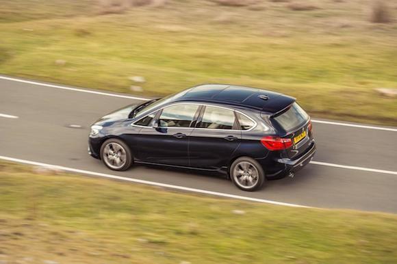 Chiêm ngưỡng hình ảnh đẹp long lanh của của BMW 2-series Active Tourer ảnh 5