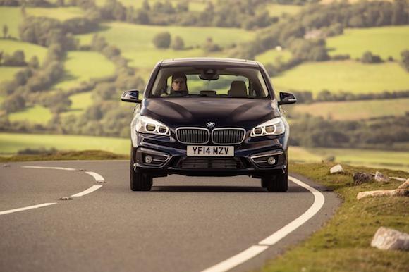 Chiêm ngưỡng hình ảnh đẹp long lanh của của BMW 2-series Active Tourer ảnh 6