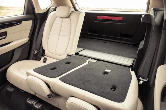 Chiêm ngưỡng hình ảnh đẹp long lanh của của BMW 2-series Active Tourer ảnh 9