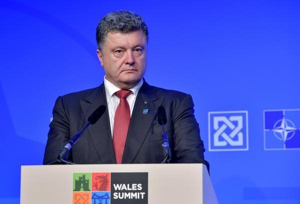 Chính phủ Ukraine và phe li khai chính thức đạt được thoả thuận ngừng bắn ảnh 1