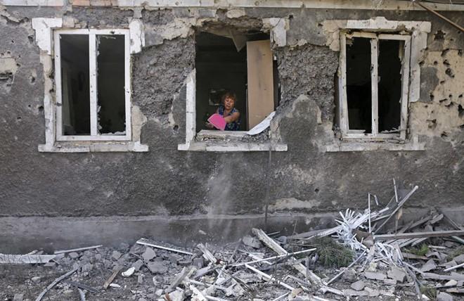Chính phủ Ukraine và phe li khai chính thức đạt được thoả thuận ngừng bắn ảnh 2